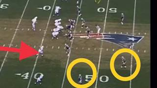 Jajuan Harley breaks down (classic Peyton M. & Marvin H.) film at the safety position 6