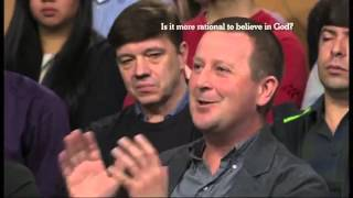 BBC The Big Questions 4/5/14 - Is it more rational to believe in God?