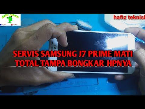 SAMSUNG J7 PRIME SM G610F MATI TOTAL SERVIS SAMSUNG J7 PRIME MATI TOTAL TAMPA BONGKAR
