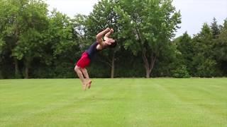 25 Ways to Learn How to Backflip! სალტო,  პარკური,  а