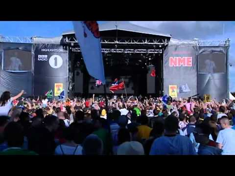 The Temper Trap  Sweet Disposition HD  T in the Park 2010
