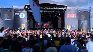 The Temper Trap - Sweet Disposition [HD] (Live T in the Park 2010)