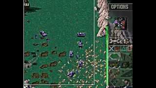 Red Alert Realition:1misija/1mision/1мисыя Bay Lvhelmuts  PSX Emulator