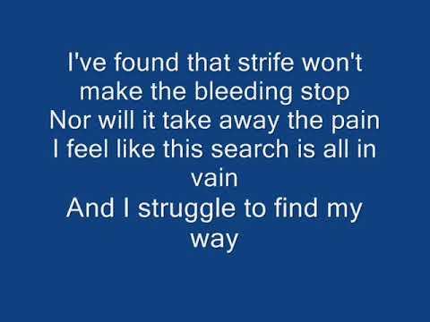 Trivium-Strife Karaoke