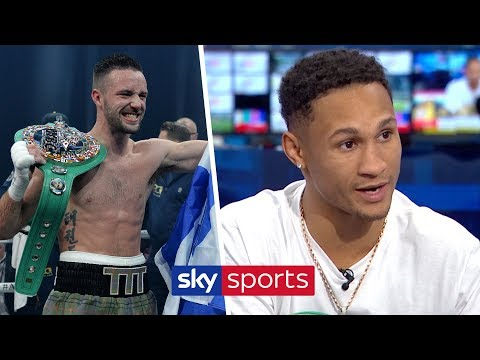Regis Prograis reveals what he believes to be Josh Taylor's flaws ahead of unification fight