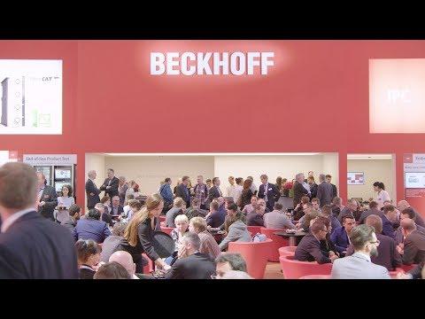 Beckhoff at SPS IPC Drives 2017