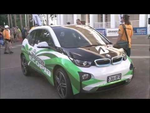 Bridgestone solarcar challenge