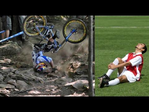Mountain Bike vs Football