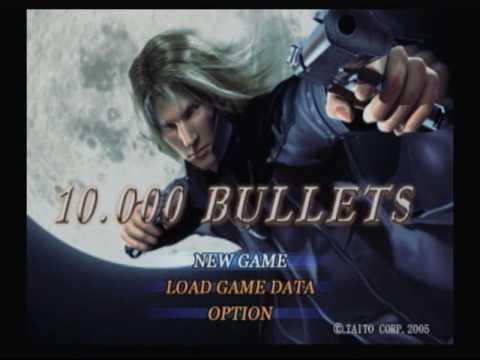 10000 bullets ps2