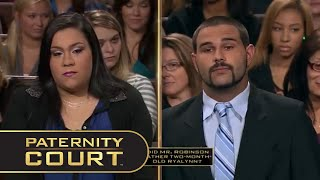 Man Was Arrested During Baby's Birth (Full Episode)   Paternity Court
