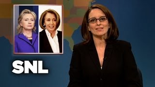 Weekend Update: Women's News - Saturday Night Live