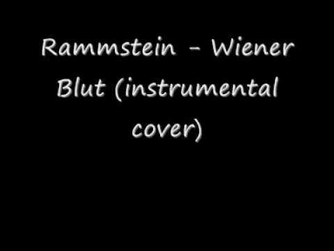 Rammstein - Wiener Blut (instrumental cover)