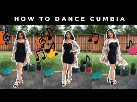 HOW TO DANCE CUMBIA ! Cumbia tutorial + TIPS ! | Priscilla Rodriguez