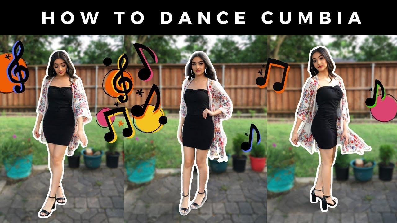 Download HOW TO DANCE CUMBIA ! Cumbia tutorial + TIPS ! | Priscilla Rodriguez