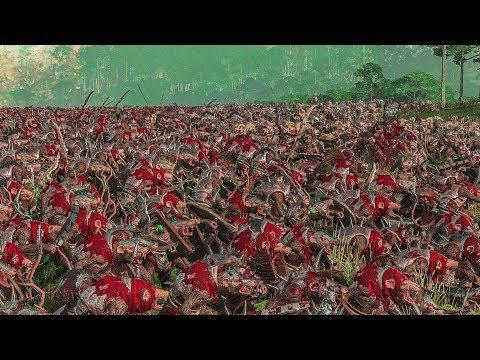 [FR] Total War : WARHAMMER 2 - Campagne SKAVEN RP - Ép. 9 - 2/2 - Skavenpass