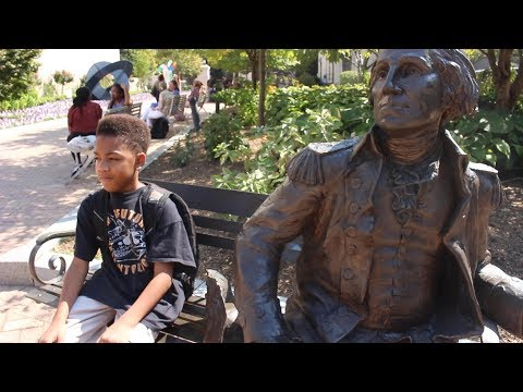 14-Year-Old Scholar Becomes George Washington University's Youngest On-Campus Student