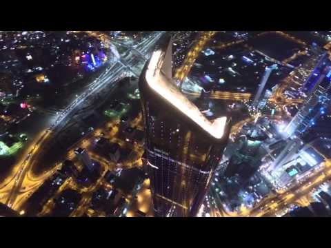 dji phantom 3 pro - al hamra tower