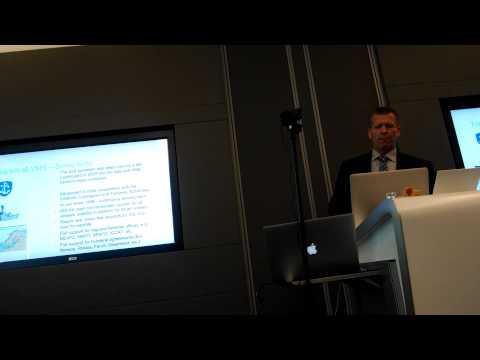 "Kolbeinn Gunnarsson (Trackwell), ""Iceland MDA innovation- small boat phone tracking in Africa."""