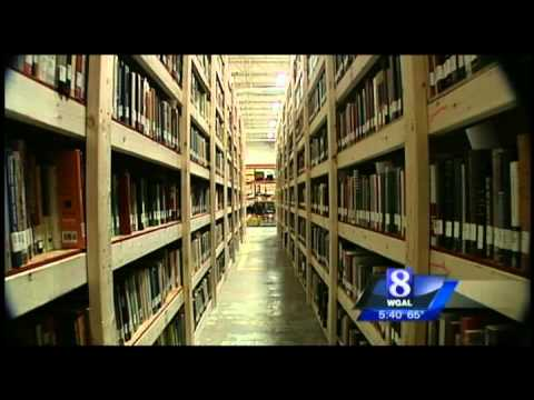 Wgal Story Lancaster College Library Paul Davis Restoration
