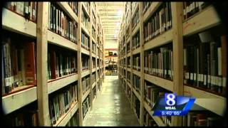WGAL Story: Lancaster Bible College Library & Paul Davis Restoration
