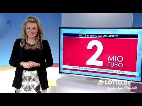 Ziehung Der Lottozahlen Vom 11.01.2020