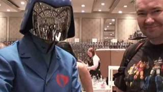 On The Streets With Cobra Commander: TFcon