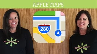 iPhone / iPad Apple Maps Free HD Video