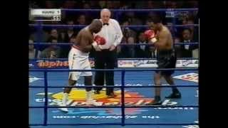 Mike Tyson vs. Julius Francis