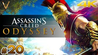 Assassin's Creed Odyssey PL (20) - KOGO URATOWAĆ? | Vertez | Zagrajmy w AC Odyseja 4K