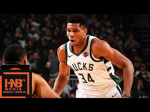 Milwaukee Bucks vs Chicago Bulls Full Game Highlights | 11.28.2018, NBA Season