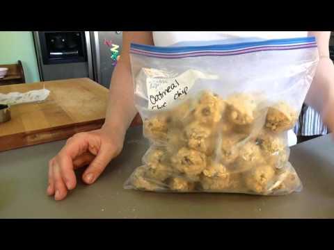 Freezer-ready Desserts