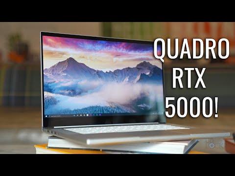 Razer Blade 15 Studio Edition Complete Walkthrough: Quadro RTX 5000 Graphic!