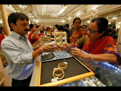India's 2016 gold demand seen falling to lowest level in seven years - WGC