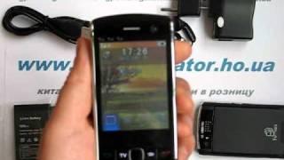 F9500 - Китайские копии телефонов(2,8-дюймовый сенсорный экран, 260 тыс. цветов, 240*320px; 3 сим карты, все одновременно в сети (GSM 850/900/1800/1900) Встроенн..., 2011-04-02T16:37:39.000Z)