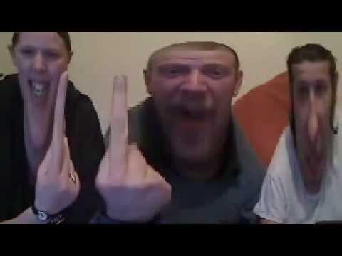 Pissing around on my Webcam RANDOM SHIT!!!