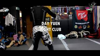 JUSTMMA Preview: DAY YUEN (Fight Club)