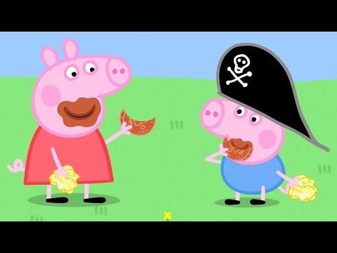 Peppa Pig Episodes - 1 HOUR Season 1 Compilation - Cartoons for Children