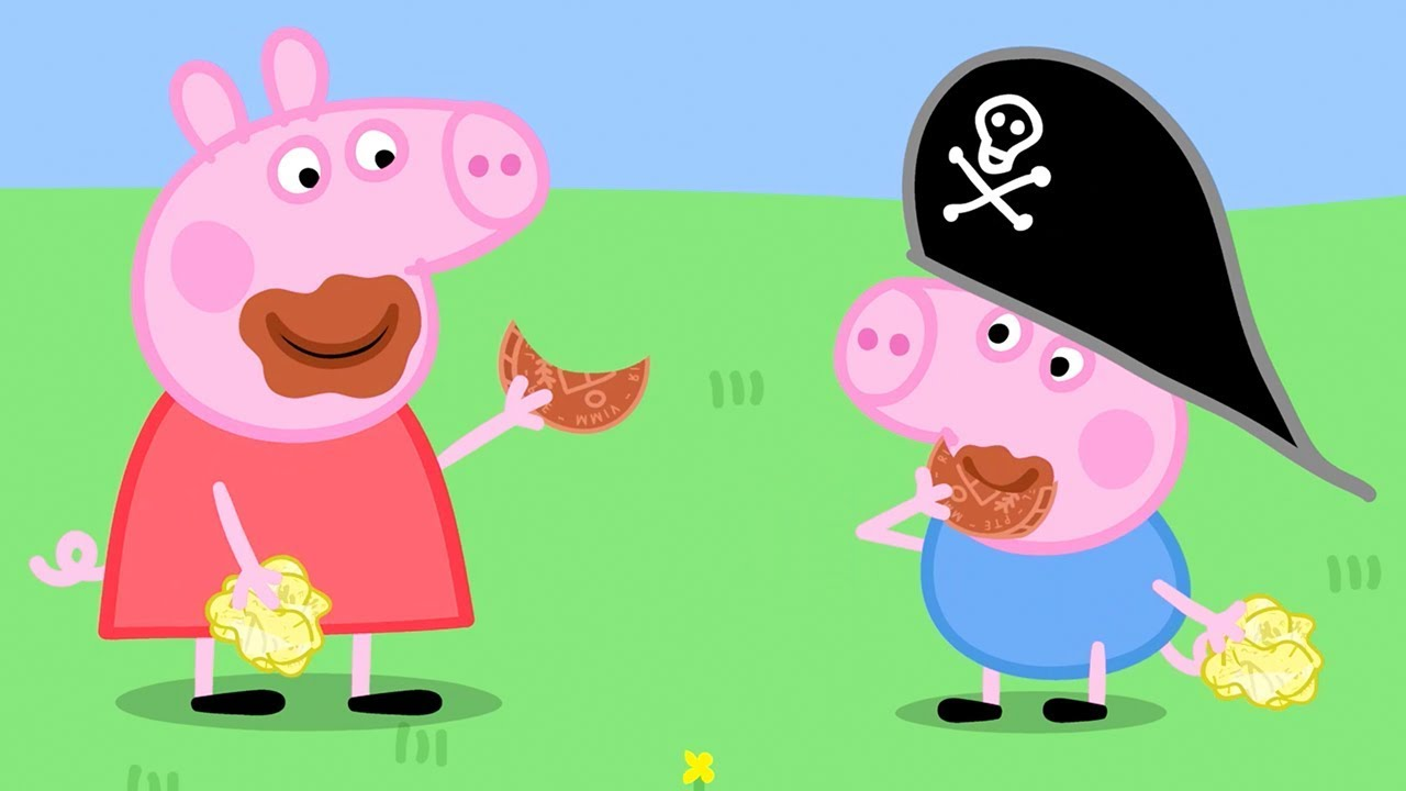 peppa pig english episodes 1 hour season 1 compilation peppapig