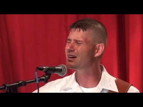 """Jimmy Rose sings his original song """"The First Step"""""""