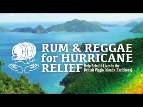 Rum & Reggae For Hurricane Relief - BVI Charity Event