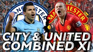 The Manchester Derby combined XI debate: Pogba v Touré, Rooney v Agüero & more!