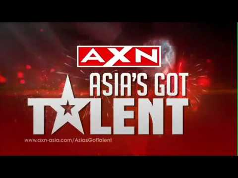 Asia's Got Talent Singapore Auditions | 2016 - 2017