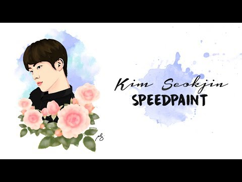 Kim Seokjin [SPEEDPAINT]