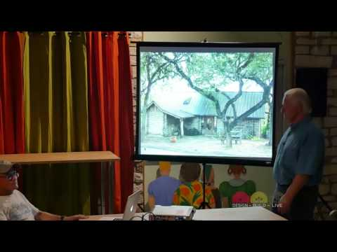 Cordwood Building with Rick Nation