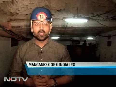 Manganese Ore India may price the issue higher
