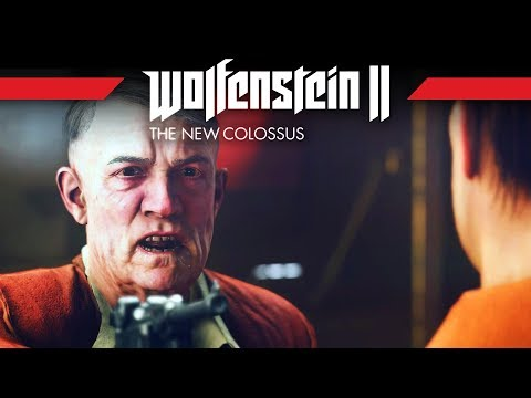 DER KANZLER! – WOLFENSTEIN 2 THE NEW COLOSSUS #18 | 4K Lets Play Deutsch