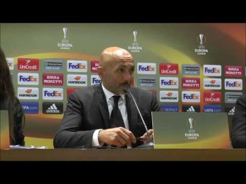 Conferenza Spalletti post Austria Vienna: