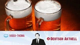Deutsch lernen (B2/C1) |  Bier – mehr als nur ein Getränk