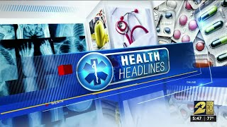 Health Headlines for Aug. 21, 2019