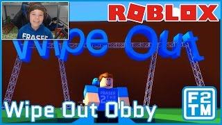 Roblox Wipe Out Obby